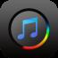 爱音乐 媒體與影片 App LOGO-硬是要APP