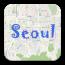 首尔圈常用地图HD 生活 App LOGO-硬是要APP