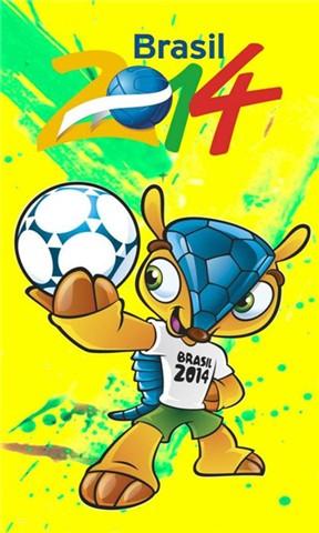 巴西世界杯秀