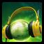 迪斯科音乐铃声 LOGO-APP點子