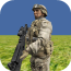 士兵射击游戏 角色扮演 App LOGO-APP試玩