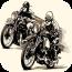 摩托车图库 攝影 App LOGO-硬是要APP