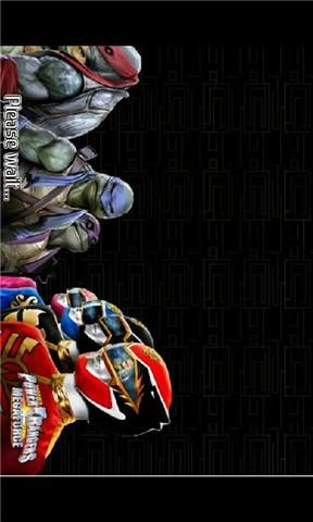 忍者神龟五星战队