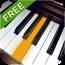 免费的钢琴旋律 - 学习歌曲和见机行事