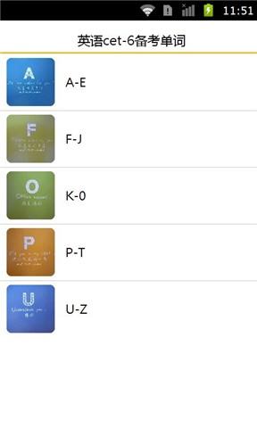 玩書籍App|英语cet-6备考单词免費|APP試玩