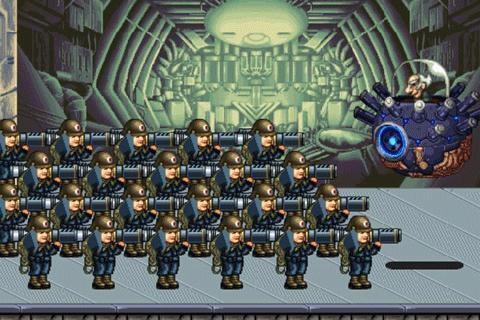超能合金战士