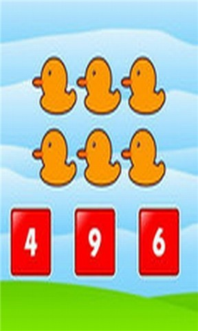 玩免費教育APP|下載宝宝早教-数鸭子 app不用錢|硬是要APP