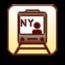 纽约地铁和公交地图 生活 LOGO-玩APPs