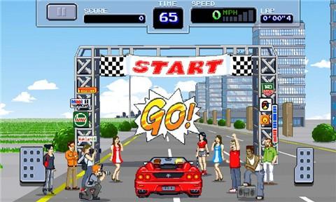 史上最強賽車遊戲《赛车巅峰狂飙》免費下載一路開到底