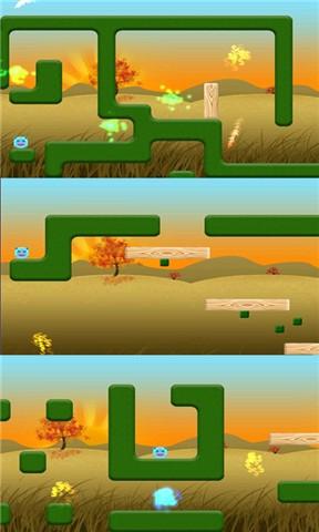 【免費冒險App】愤怒的小球-APP點子