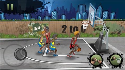 暴力街头篮球 - 2144小游戏