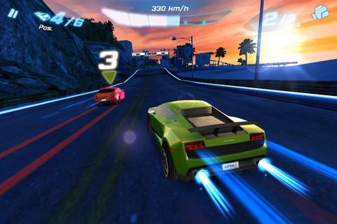 豪华赛车3D