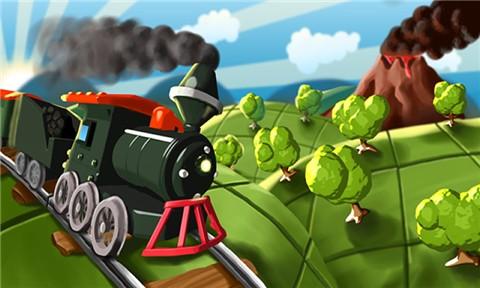 火车酷跑3D
