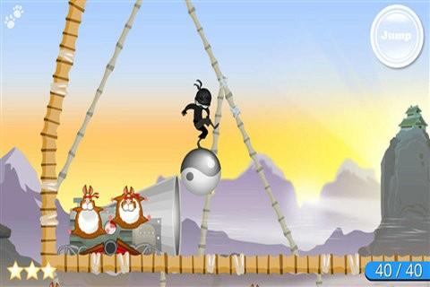 忍者跳跃|玩動作App免費|玩APPs