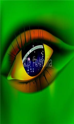 巴西世界杯高清壁纸