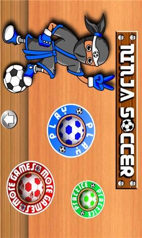 忍者踢足球