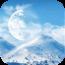雪山系列主题壁纸 個人化 App LOGO-硬是要APP