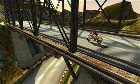 摩托赛车单机游戏