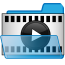 视频播放器 媒體與影片 App LOGO-硬是要APP