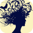 不同脸型的发型推荐 工具 App LOGO-硬是要APP