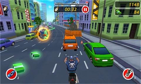免費下載賽車遊戲APP|暴力摩托急速飞车 app開箱文|APP開箱王