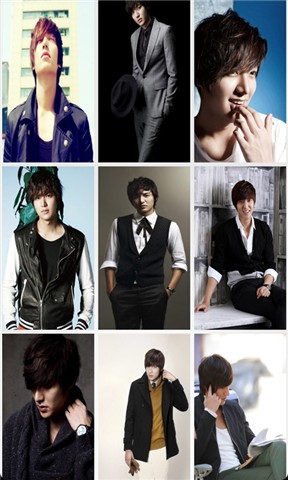 Lee Minho live wallpaper v04 (android) - Appcrawlr