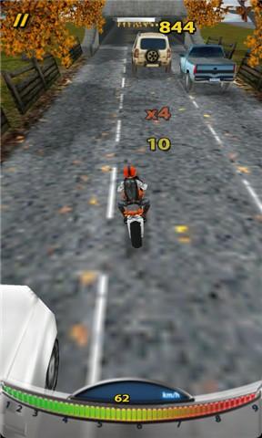 公路摩托赛车
