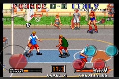 街頭暴力籃球遊戲 - 遊戲天堂