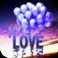 love主题炫酷锁屏 程式庫與試用程式 App LOGO-硬是要APP