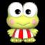 小青蛙锁屏 LOGO-APP點子