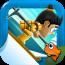 滑雪大冒险中国风 動作 App Store-癮科技App