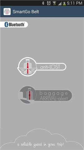 SmartGo行李带