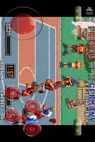 街头篮球RPG
