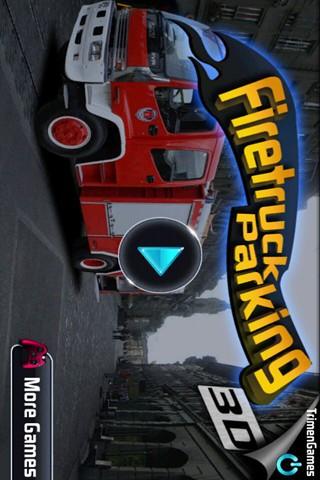 3D火警停车场