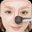 化妆三步骤打造高鼻梁 LOGO-APP點子
