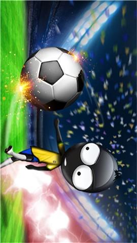 玩免費體育競技APP|下載2014火柴人足球大战 app不用錢|硬是要APP