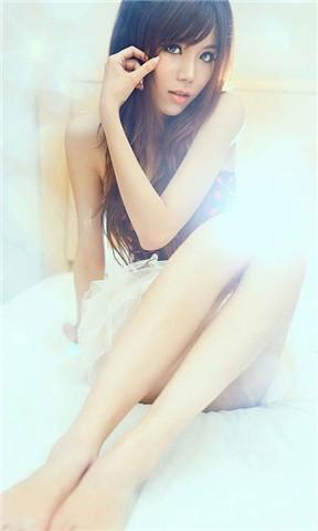 清纯唯美美女动态壁纸