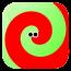触摸毛毛虫 益智 App LOGO-APP試玩