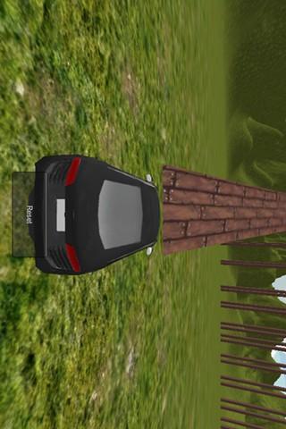 3D爬坡起步