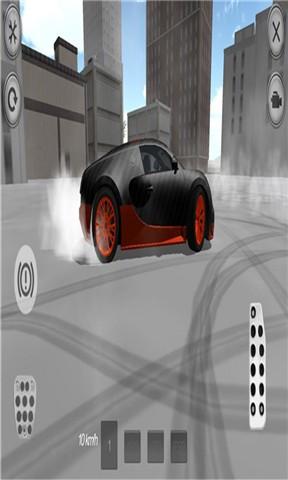 超级跑车模拟器