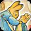 彼得兔的花园 模擬 App LOGO-APP試玩