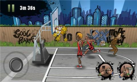真实篮球游戏