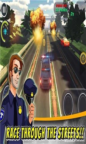 警匪汽车追逐