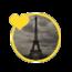 埃菲尔铁塔-91桌面 個人化 App LOGO-APP試玩