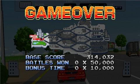 【免費賽車遊戲App】疯狂公路赛车-APP點子