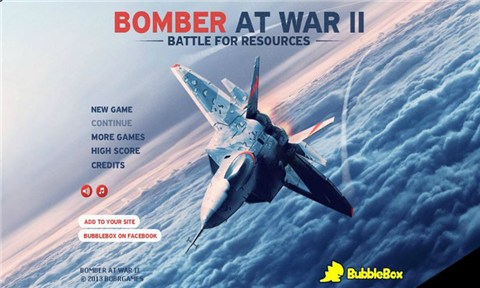 飞机大战游戏