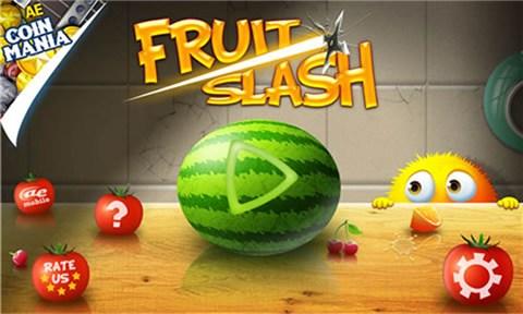 单机忍者切水果游戏