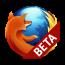 火狐浏览器测试版 LOGO-APP點子