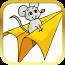 冒險App|童年的纸飞机 LOGO-3C達人阿輝的APP