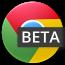 Chrome浏览器测试版 LOGO-APP點子